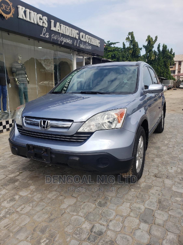 Honda CR-V 2008 Blue | Cars for sale in Ajah, Lagos State, Nigeria
