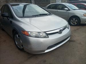 Honda Civic 2007 1.8i VTEC Silver   Cars for sale in Lagos State, Ikeja