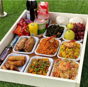 Surprise Food Trays | Meals & Drinks for sale in Lagos State, Surulere