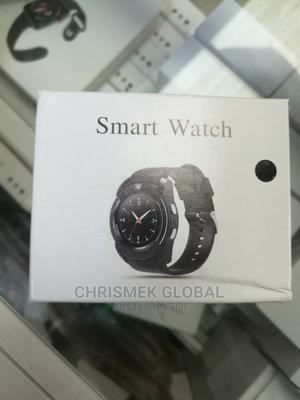V8 Smart Watch | Smart Watches & Trackers for sale in Lagos State, Ikeja