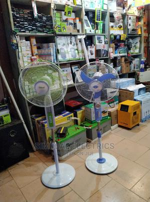 Solar Dc Fan 12v 10w | Accessories & Supplies for Electronics for sale in Kwara State, Ilorin West