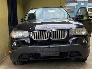 BMW X3 2007 Black | Cars for sale in Lagos State, Ojo