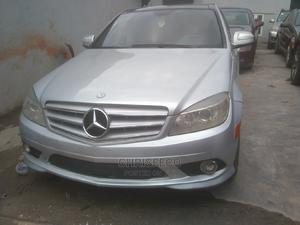 Mercedes-Benz C300 2009 Silver | Cars for sale in Lagos State, Ikeja