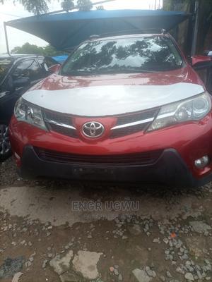 Toyota RAV4 2014 Red   Cars for sale in Abuja (FCT) State, Garki 2
