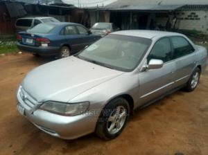 Honda Accord 2002 Silver | Cars for sale in Rivers State, Port-Harcourt