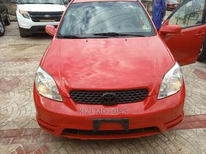 Toyota Matrix 2005 Red | Cars for sale in Lagos State, Isolo
