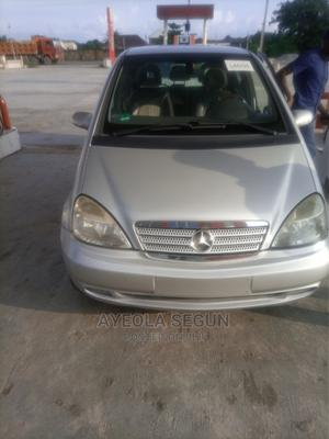 Mercedes-Benz CLA-Class 2002 Silver | Cars for sale in Lagos State, Ibeju