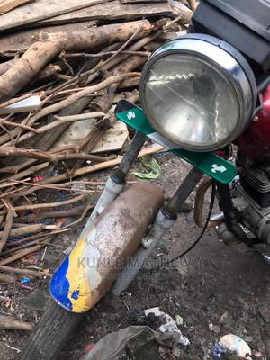Bajaj Boxer 2018 Red | Motorcycles & Scooters for sale in Lagos State, Ojo