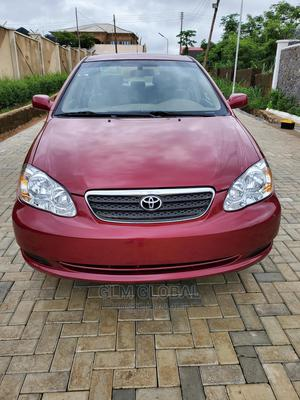 Toyota Corolla 2006 LE Red   Cars for sale in Lagos State, Ogudu