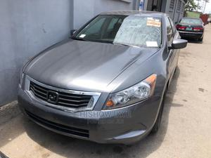Honda Accord 2008 2.4 EX Automatic Gray | Cars for sale in Lagos State, Surulere