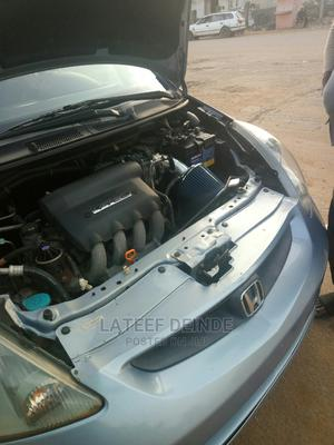 Honda Fit 2008 Sport Automatic Blue | Cars for sale in Abuja (FCT) State, Gwarinpa