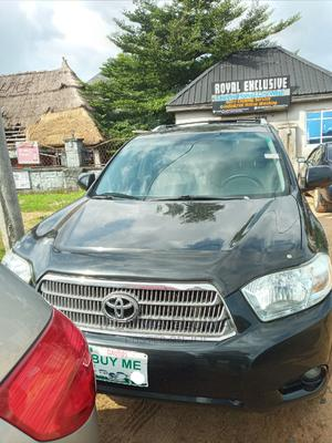Toyota Highlander 2010 Hybrid Limited Black | Cars for sale in Imo State, Owerri