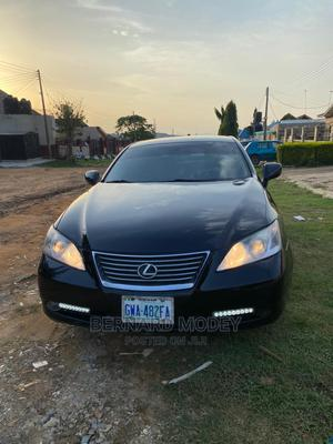 Lexus ES 2008 350 Black | Cars for sale in Abuja (FCT) State, Lugbe District