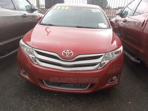 Toyota Venza 2014 Red | Cars for sale in Lagos State, Ojodu
