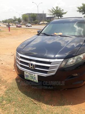 Honda Accord CrossTour 2010 EX-L Black | Cars for sale in Abuja (FCT) State, Gudu