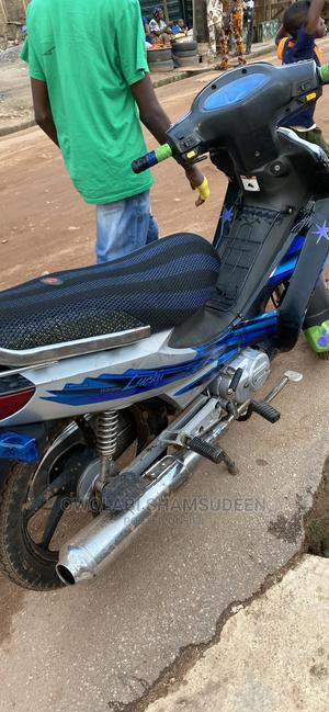 Haojue HJ110-5 2016 Gray | Motorcycles & Scooters for sale in Ogun State, Abeokuta South