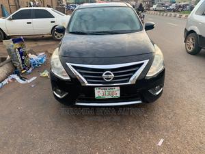 Nissan Almera 2016 Black | Cars for sale in Ogun State, Abeokuta South