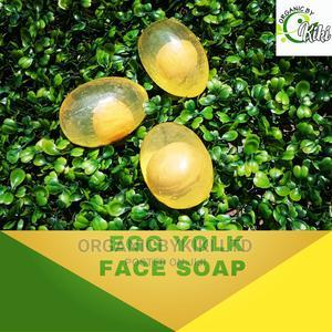 Egg Yolk Face Soap | Bath & Body for sale in Lagos State, Surulere