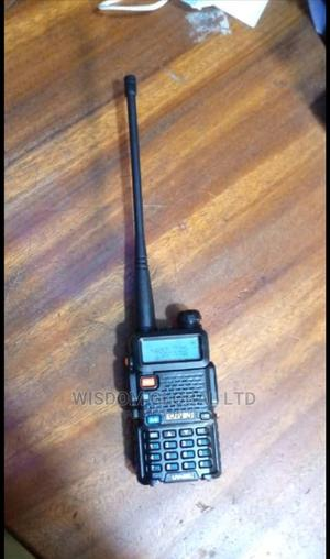 Walkie Talkie Uv 5R   Audio & Music Equipment for sale in Lagos State, Ojo