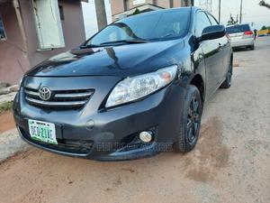 Toyota Corolla 2010 Black   Cars for sale in Lagos State, Ikeja