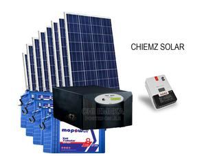 5kw Complete Solar System   Solar Energy for sale in Lagos State, Ojo