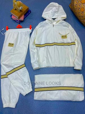 Gucci Hood Long Sleeve Top and Trousers   Clothing for sale in Delta State, Oshimili South