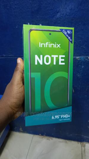 New Infinix Hot 10 128GB Black | Mobile Phones for sale in Lagos State, Ikeja