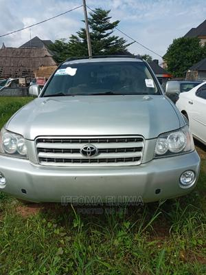 Toyota Highlander 2003 Limited V6 AWD Gold | Cars for sale in Imo State, Owerri