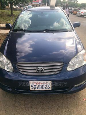 Toyota Corolla 2004 Blue | Cars for sale in Oyo State, Ibadan