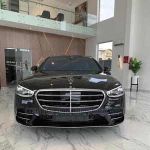 New Mercedes-Benz S Class 2021 Black   Cars for sale in Lagos State, Victoria Island