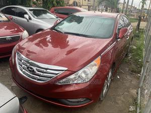 Hyundai Sonata 2015 Red | Cars for sale in Lagos State, Amuwo-Odofin