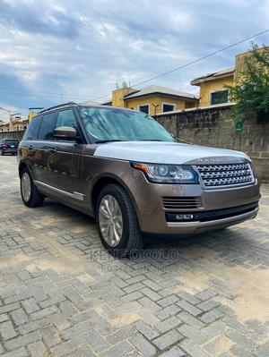 Land Rover Range Rover Vogue 2015 Brown   Cars for sale in Lagos State, Lekki