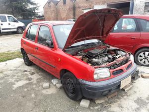 Nissan Micra 1999 Red | Cars for sale in Lagos State, Apapa