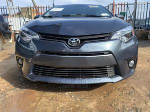 Toyota Corolla 2015 Blue | Cars for sale in Lagos State, Alimosho