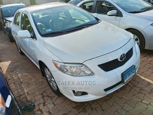 Toyota Corolla 2010 White | Cars for sale in Kaduna State, Kaduna / Kaduna State