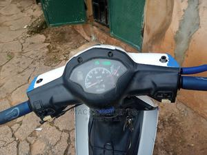 Haojue UD110 HJ110-6 2019 White | Motorcycles & Scooters for sale in Edo State, Auchi