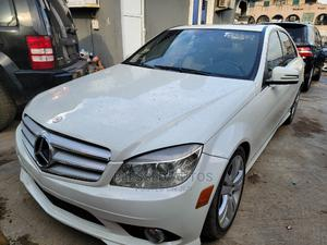 Mercedes-Benz C300 2010 White | Cars for sale in Lagos State, Ogba