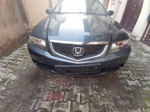 Honda Accord 2005 Automatic Gray | Cars for sale in Lagos State, Lekki
