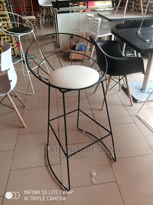 High Quality Iron Leg Bar Stools   Furniture for sale in Delta State, Warri