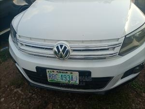Volkswagen Tiguan 2010 SE White | Cars for sale in Abuja (FCT) State, Central Business Dis