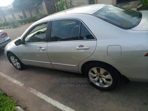 Honda Accord 2007 2.4 Silver   Cars for sale in Abuja (FCT) State, Gwarinpa