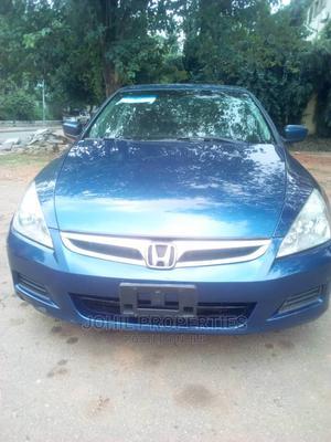 Honda Accord 2005 Sedan EX Automatic Blue | Cars for sale in Abuja (FCT) State, Asokoro