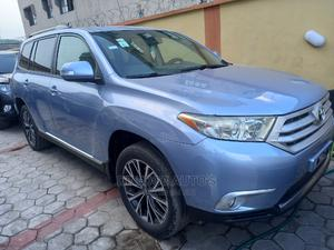Toyota Highlander 2009 Limited Blue   Cars for sale in Lagos State, Surulere