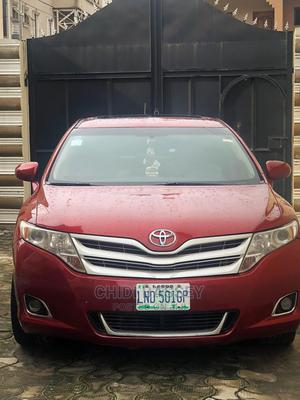 Toyota Venza 2011 V6 Red | Cars for sale in Lagos State, Ajah