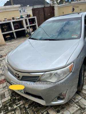 Toyota Camry 2012 Silver   Cars for sale in Lagos State, Amuwo-Odofin