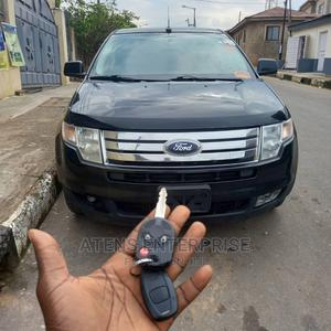 Ford Edge 2007 Black | Cars for sale in Lagos State, Ogba