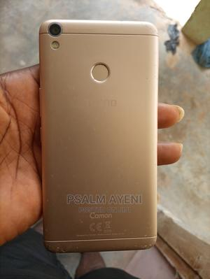 Tecno Camon CX Air 16 GB Gold | Mobile Phones for sale in Kwara State, Ilorin West