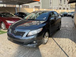 Toyota Corolla 2010 Black   Cars for sale in Lagos State, Ogba