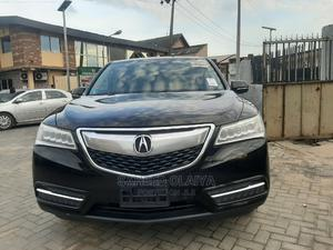 Acura MDX 2014 Black | Cars for sale in Lagos State, Surulere