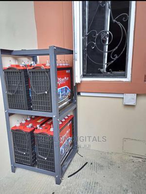 3.5kva Inverter System + 4 Tubular Batteries   Solar Energy for sale in Lagos State, Ajah